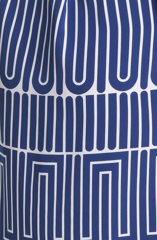 Alternate Image 3  - Trina Turk 'Aces' Shirtdress