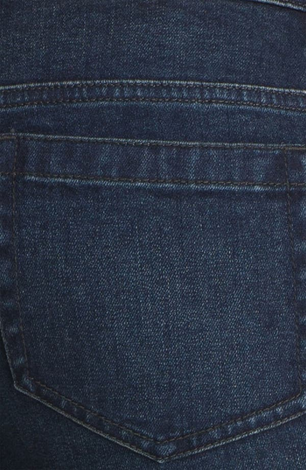 Alternate Image 3  - Two by Vince Camuto Straight Leg Jeans (Dark Rinse)