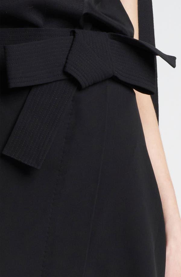 Alternate Image 3  - Lanvin Asymmetrical Wrap Skirt