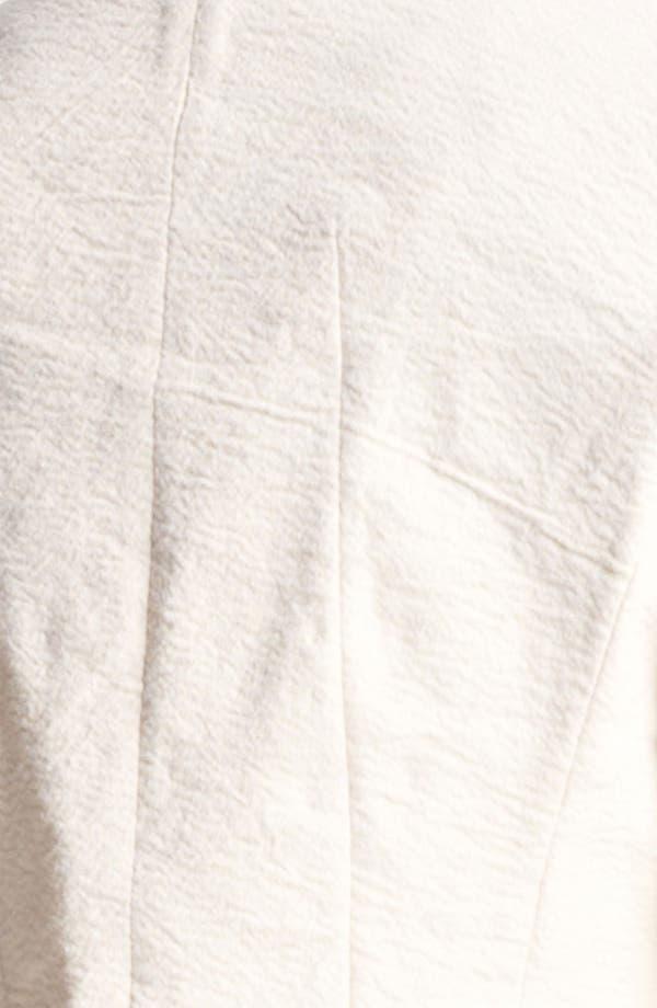 Alternate Image 5  - Donna Karan Collection Canvas Cardigan Jacket