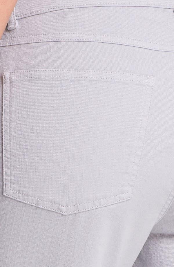 Alternate Image 2  - Eileen Fisher Colored Denim Jeans