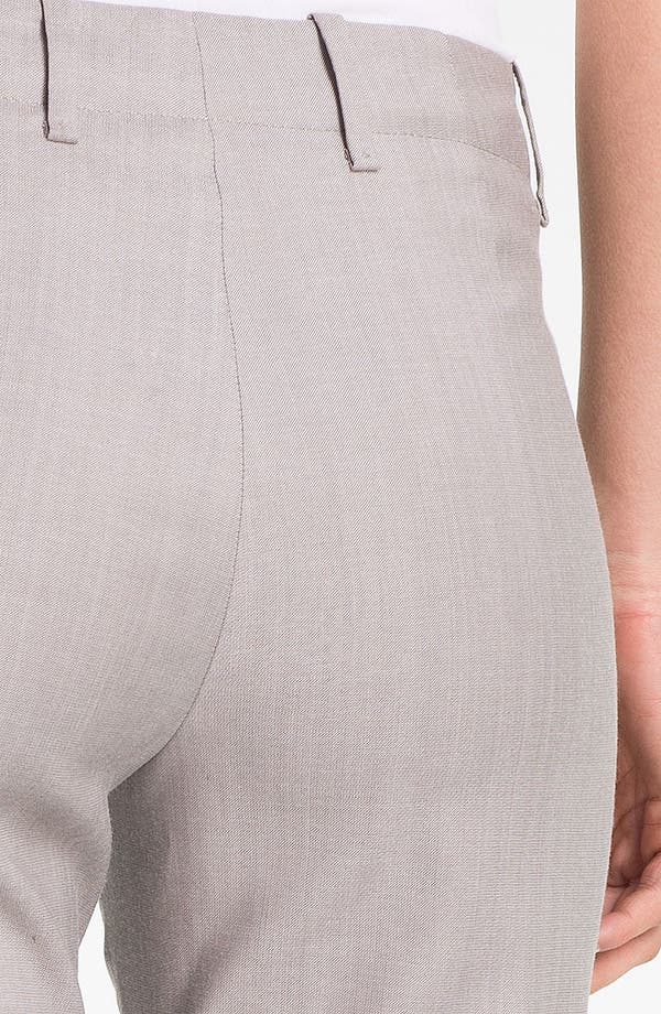 Alternate Image 3  - BOSS Black 'Tulia4' Stretch Trousers