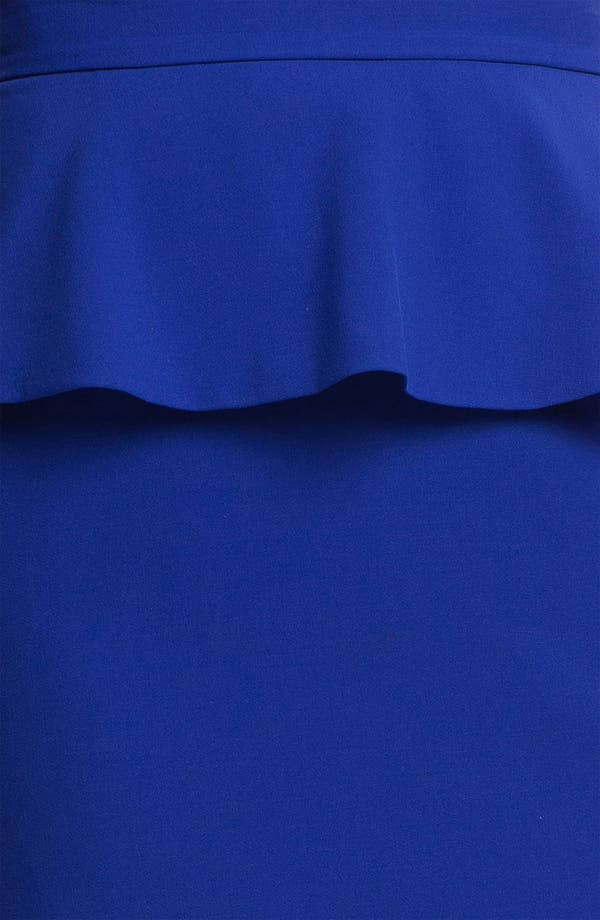 Alternate Image 3  - Vince Camuto Peplum Pencil Skirt