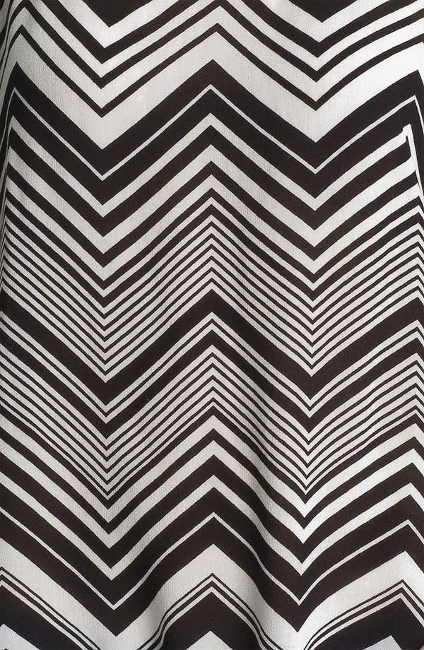 Alternate Image 3  - Ella Moss 'Sunstream' Zigzag Stripe Top