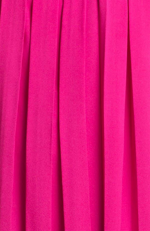 Alternate Image 3  - Press A-Line Crepe Shift Dress