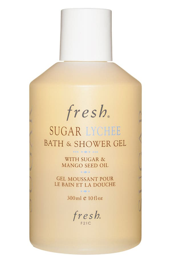 Alternate Image 1 Selected - Fresh® Sugar Lychee Bath & Shower Gel