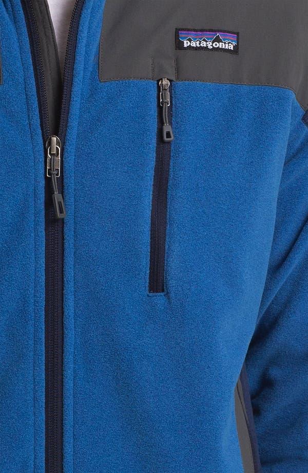 Alternate Image 3  - Patagonia 'Cedars' Zip Fleece Jacket