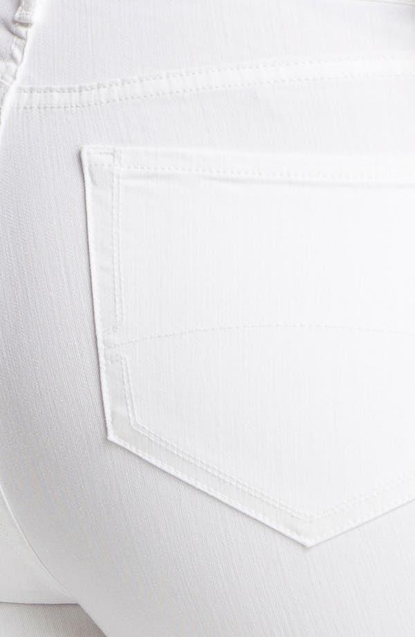 Alternate Image 3  - NYDJ 'Helen' Stretch Denim Shorts (Plus Size)
