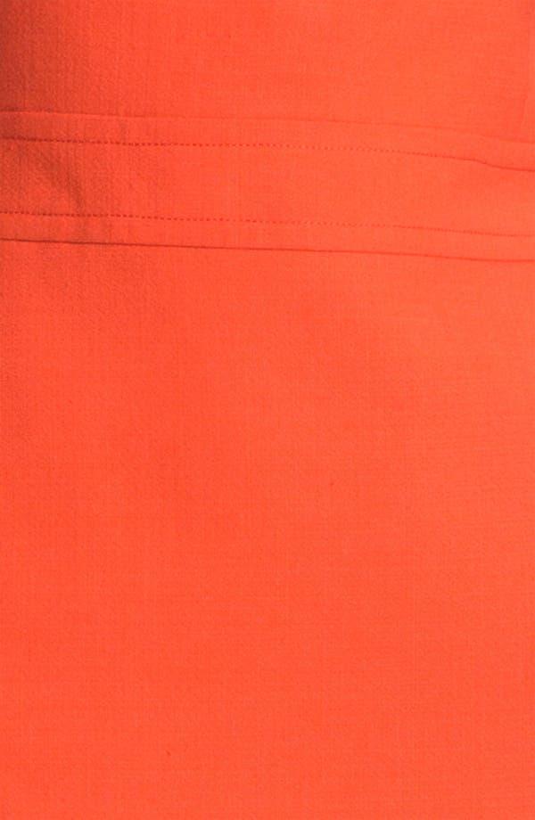Alternate Image 3  - Tory Burch 'Zachary' Wool Blend Sheath Dress