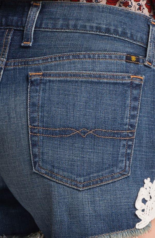 Alternate Image 3  - Lucky Brand 'Riley' Denim Shorts (Islip) (Online Exclusive)
