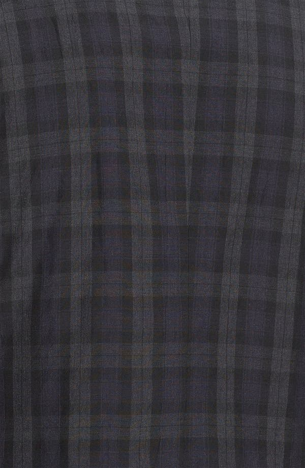 Alternate Image 3  - Michael Kors Trim Fit Plaid Wool Sportcoat