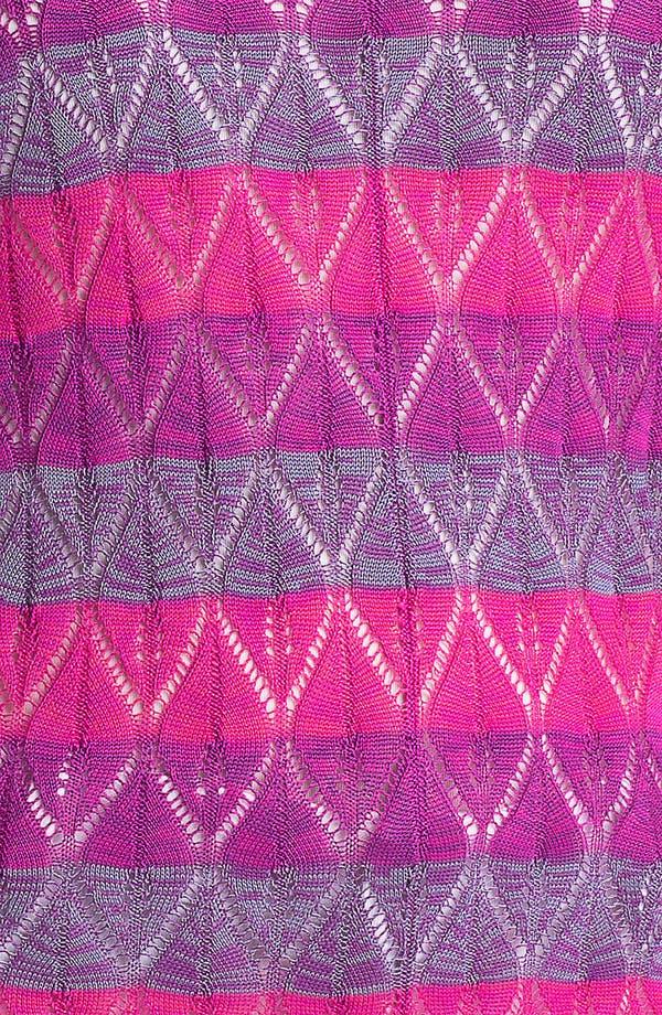 Alternate Image 3  - Sejour Stripe Sweater (Plus Size)