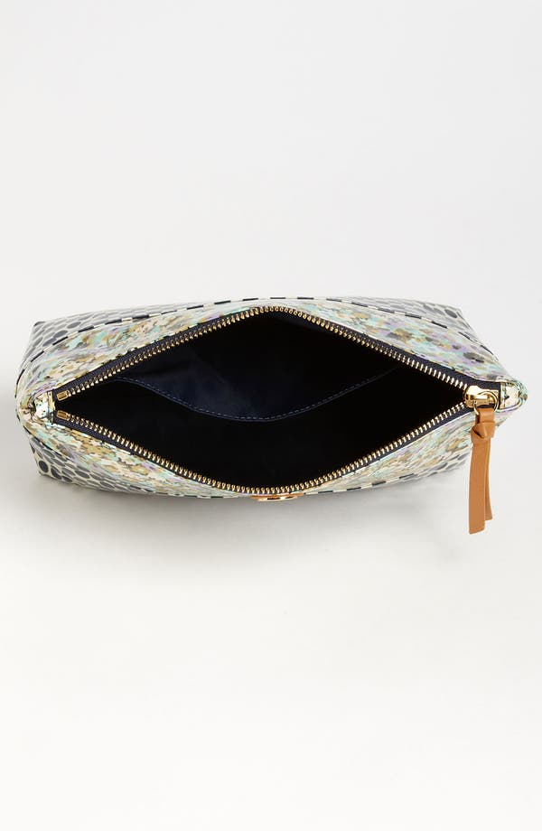 Alternate Image 3  - Tory Burch 'Large' Slouchy Cosmetics Case
