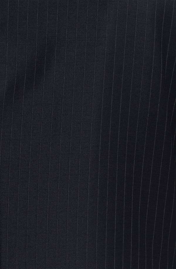Alternate Image 6  - Samuelsohn 'Performance' Stretch Wool Suit