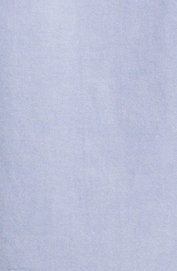 Alternate Image 3  - Wallin & Bros. Trim Fit Oxford Sport Shirt