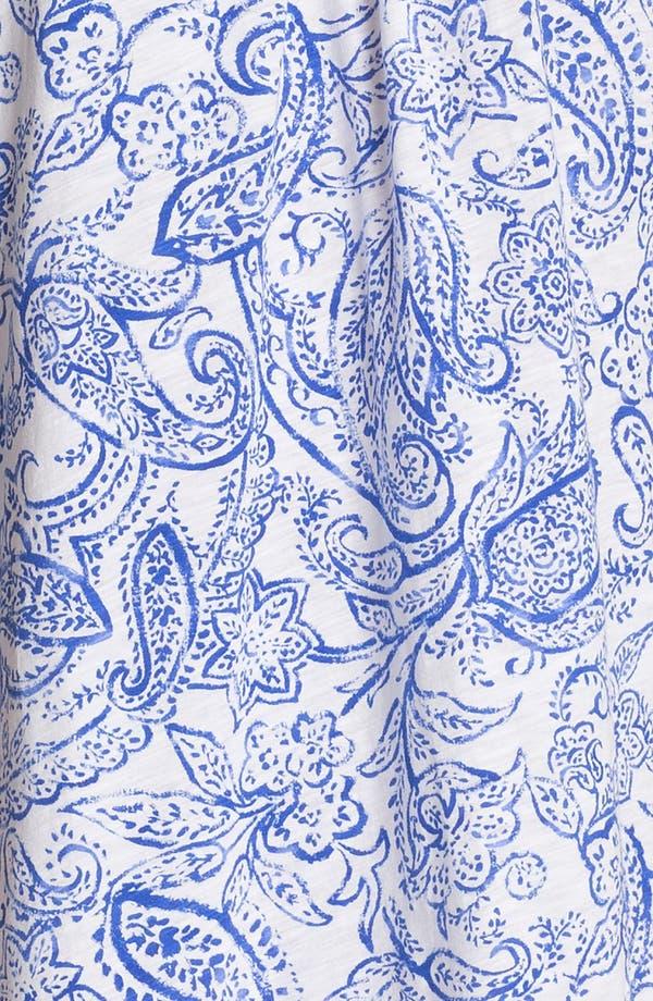 Alternate Image 3  - Lauren Ralph Lauren Short Ruffle Nightgown