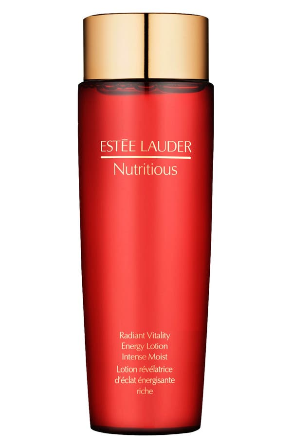 Alternate Image 1 Selected - Estée Lauder 'Nutritious' Energy Lotion
