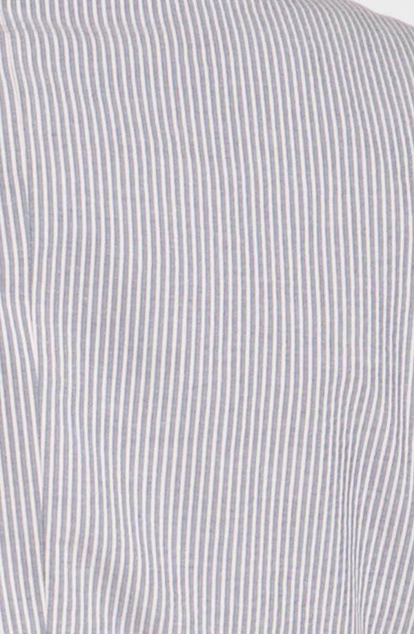 Alternate Image 6  - BOSS Black 'Hedge/Gense' Trim Fit Seersucker Suit