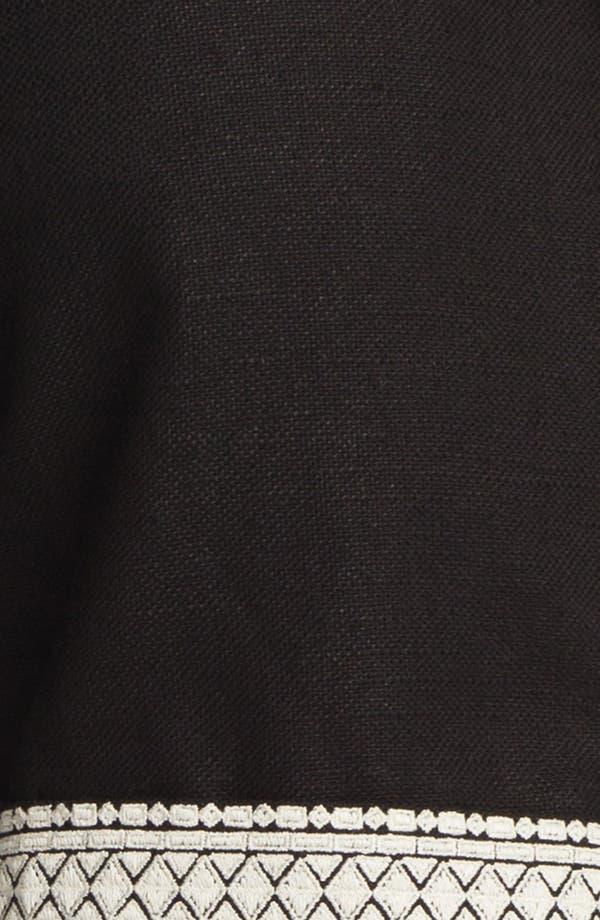 Alternate Image 3  - kate spade new york 'roslyn' embroidered shorts