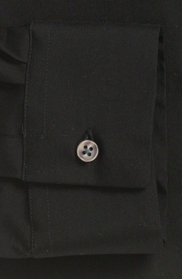 Alternate Image 2  - Thomas Pink Super Slim Dress Shirt