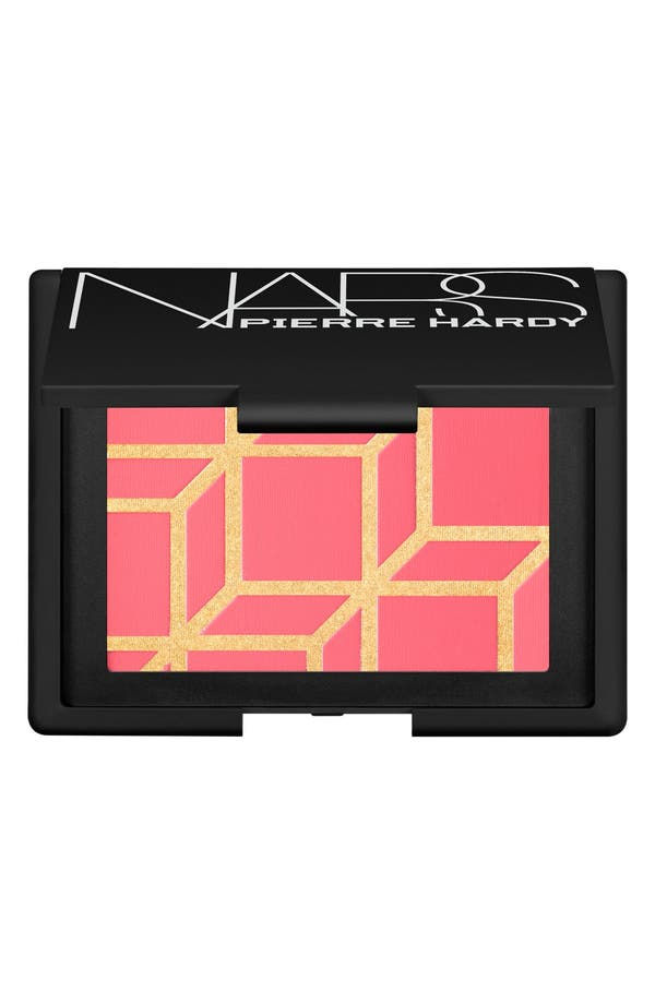 Alternate Image 1 Selected - NARS 'Pierre Hardy' Blush Palette
