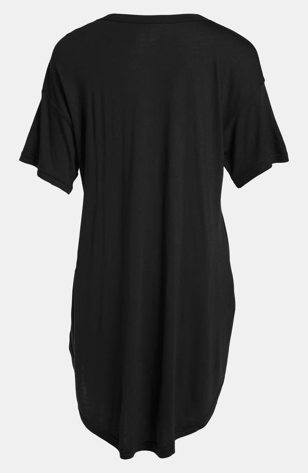 Alternate Image 2  - Leith Oversized High/Low Tee