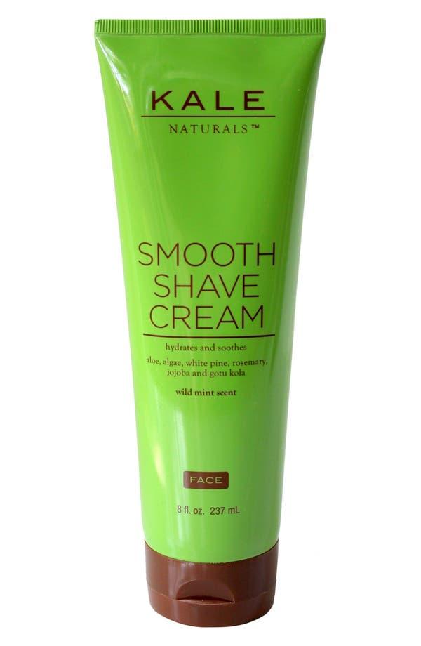 Smooth Shave Cream,                         Main,                         color, No Color