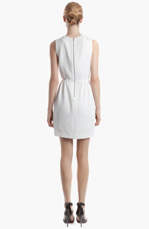 Alternate Image 2  - sandro 'Radicale' Studded Lace Sheath Dress