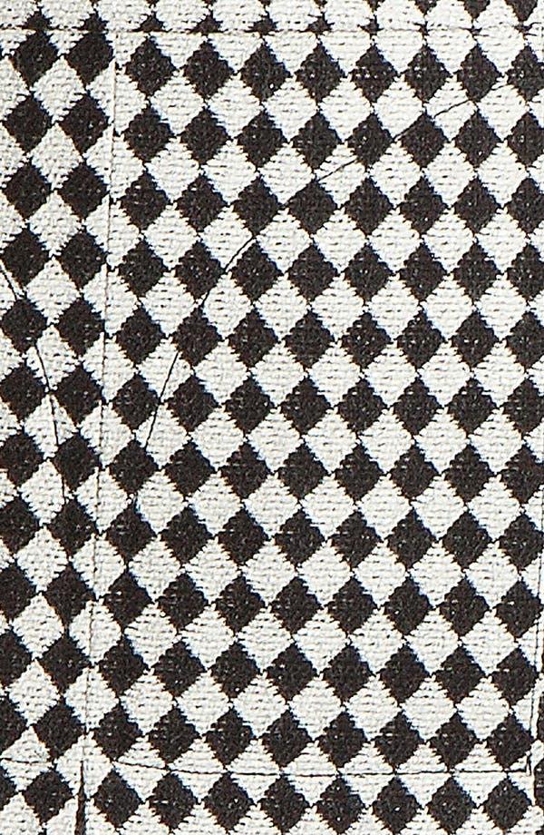 Alternate Image 3  - Marni Checkerboard Jacquard Miniskirt