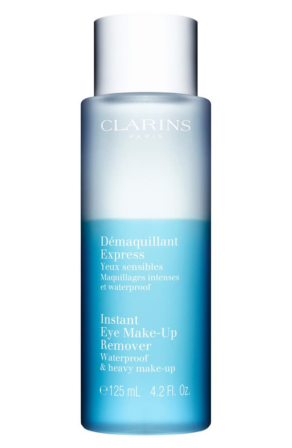 Alternate Image 1 Selected - Clarins Instant Eye Make-Up Remover