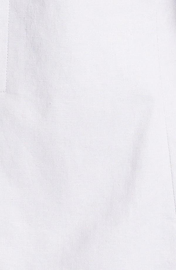 Alternate Image 3  - Kenneth Cole New York 'Kenzie' Linen Jacket