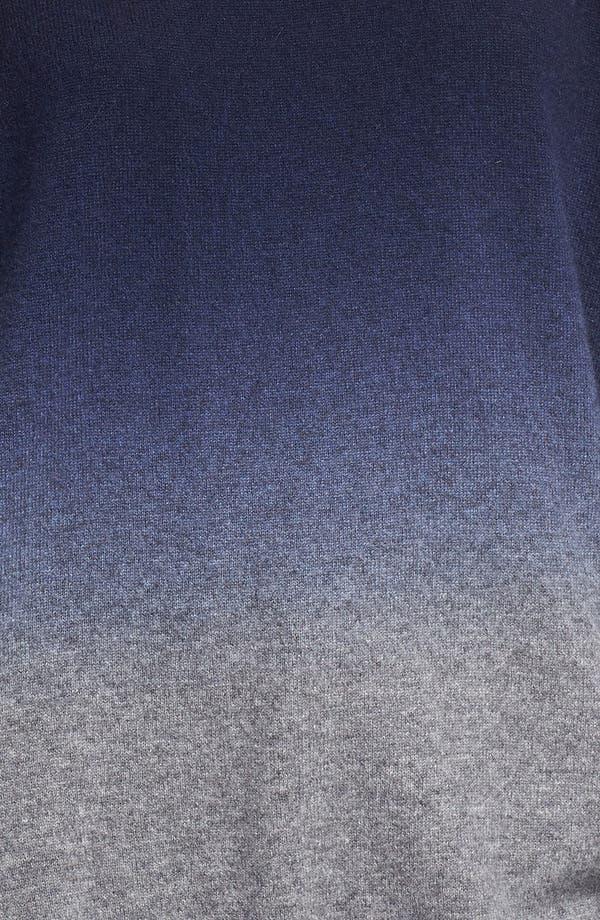 Alternate Image 3  - Vince Oversized Dip Dye Cashmere Blend Sweater