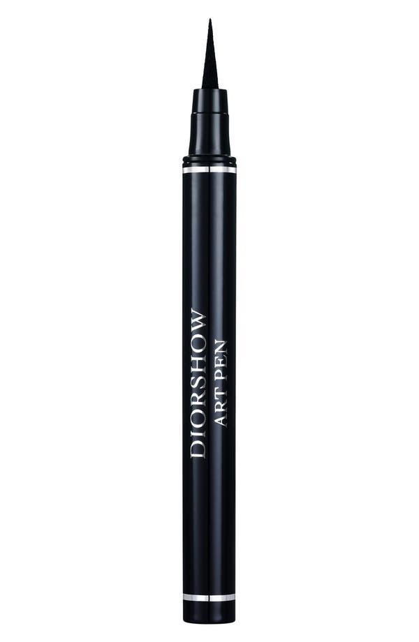 'Diorshow Art Pen' Eyeliner,                             Main thumbnail 1, color,                             Catwalk Black