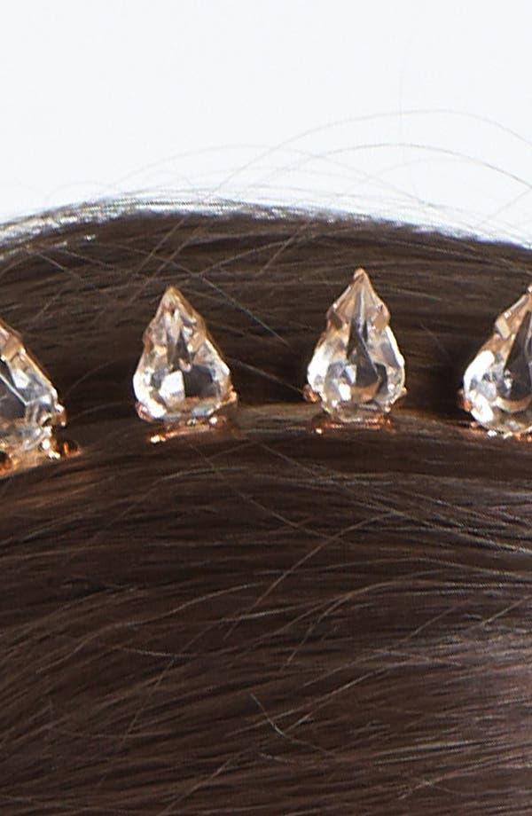 Alternate Image 2  - Tasha 'Runway Crown' Headband
