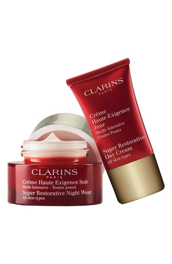 Main Image - Clarins 'Super Restorative' Duo ($161 Value)
