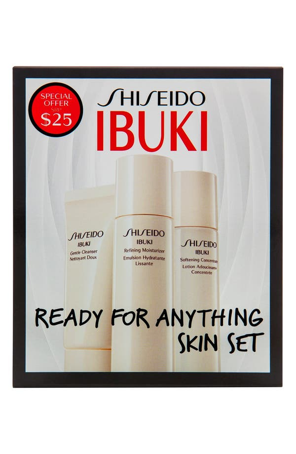 Alternate Image 2  - Shiseido 'Ibuki' Starter Set ($35 Value)
