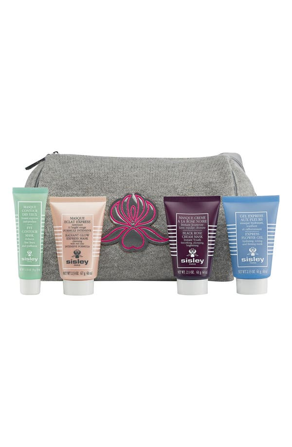 Alternate Image 1 Selected - Sisley Paris Face Mask Discovery Kit ($550 Value)