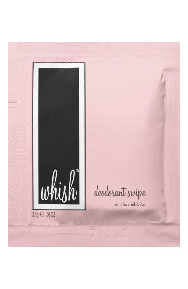 Main Image - Whish™ Deodorant Swipes