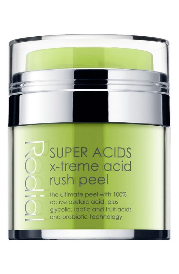 SPACE.NK.apothecary Rodial SUPER ACIDS X-Treme Acid Rush Peel,                             Main thumbnail 1, color,                             No Color