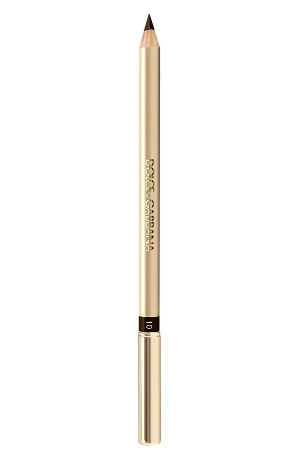 Main Image - Dolce&Gabbana Beauty Crayon Intense Eyeliner