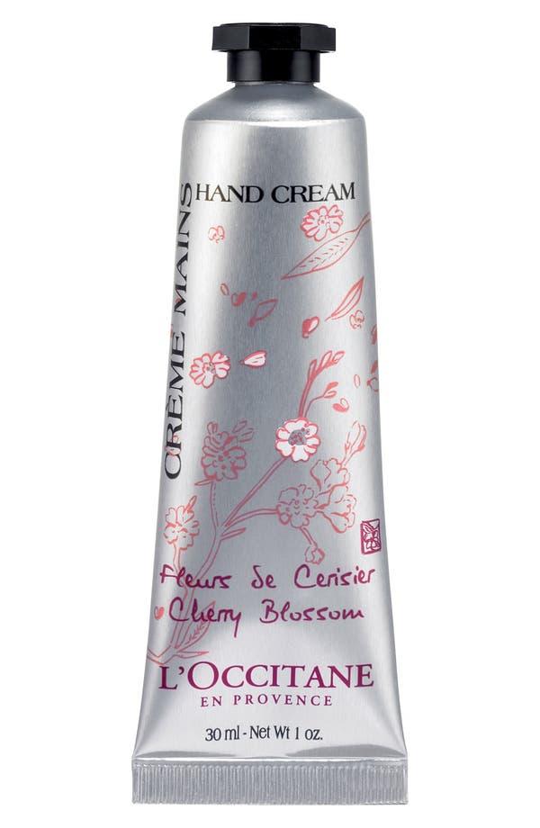 Alternate Image 1 Selected - L'Occitane 'Cherry Blossom' Hand Cream