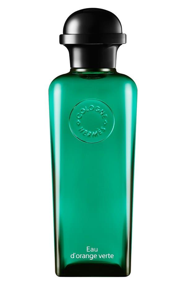 Alternate Image 1 Selected - Hermès Eau d'orange verte - Eau de cologne