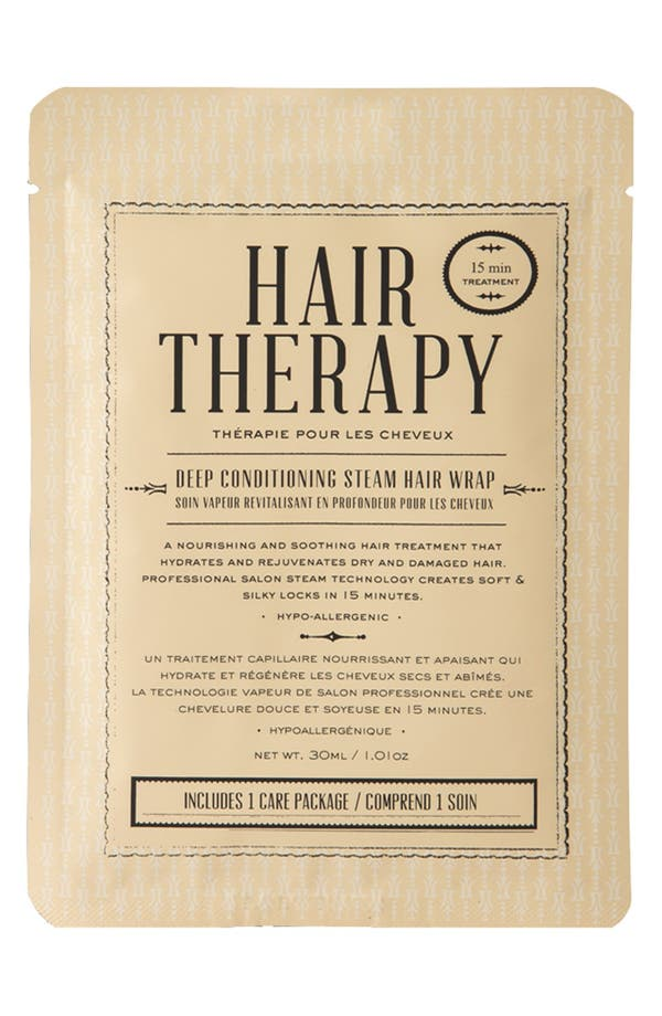 Hair Therapy Deep Conditioning Steam Hair Wrap,                         Main,                         color, No Color