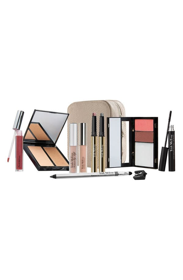 Alternate Image 1 Selected - Trish McEvoy The Power of Makeup Planner® Collection Beige ($466.50 Value)