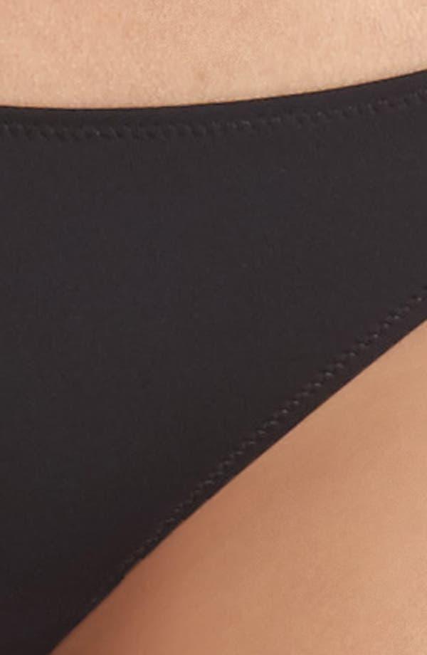 Bikini,                             Alternate thumbnail 8, color,                             Black