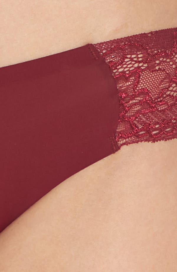 Alternate Image 5  - Free People Intimately FP Smooth Bikini (3 for $33)