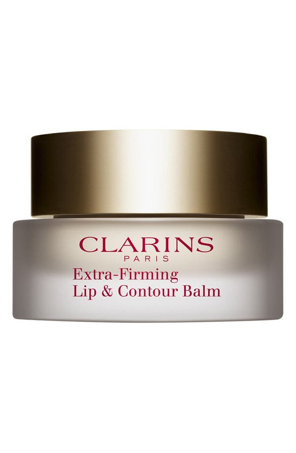 Extra-Firming Lip & Contour Balm,                         Main,                         color, No Color