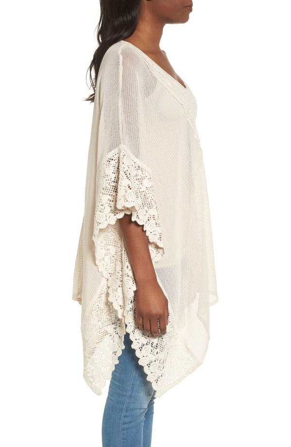 Nordstrom Lace Poncho Nordstrom