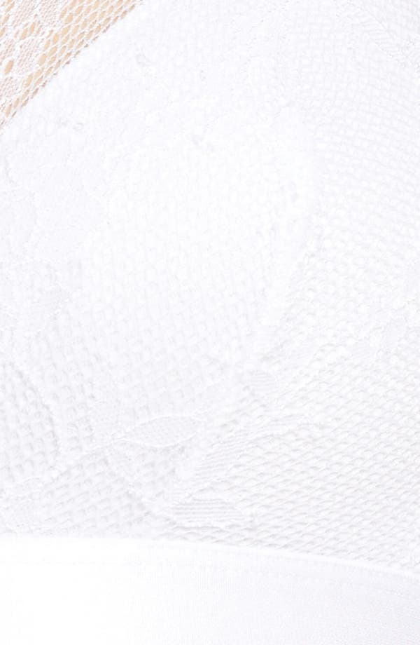 Alternate Image 7  - Chantelle Intimates Everyday Lace Racerback Bralette