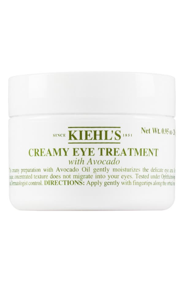Main Image - Kiehl's Since 1851 Jumbo Creamy Eye Treatment with Avocado (0.95 oz.) ($57 Value)